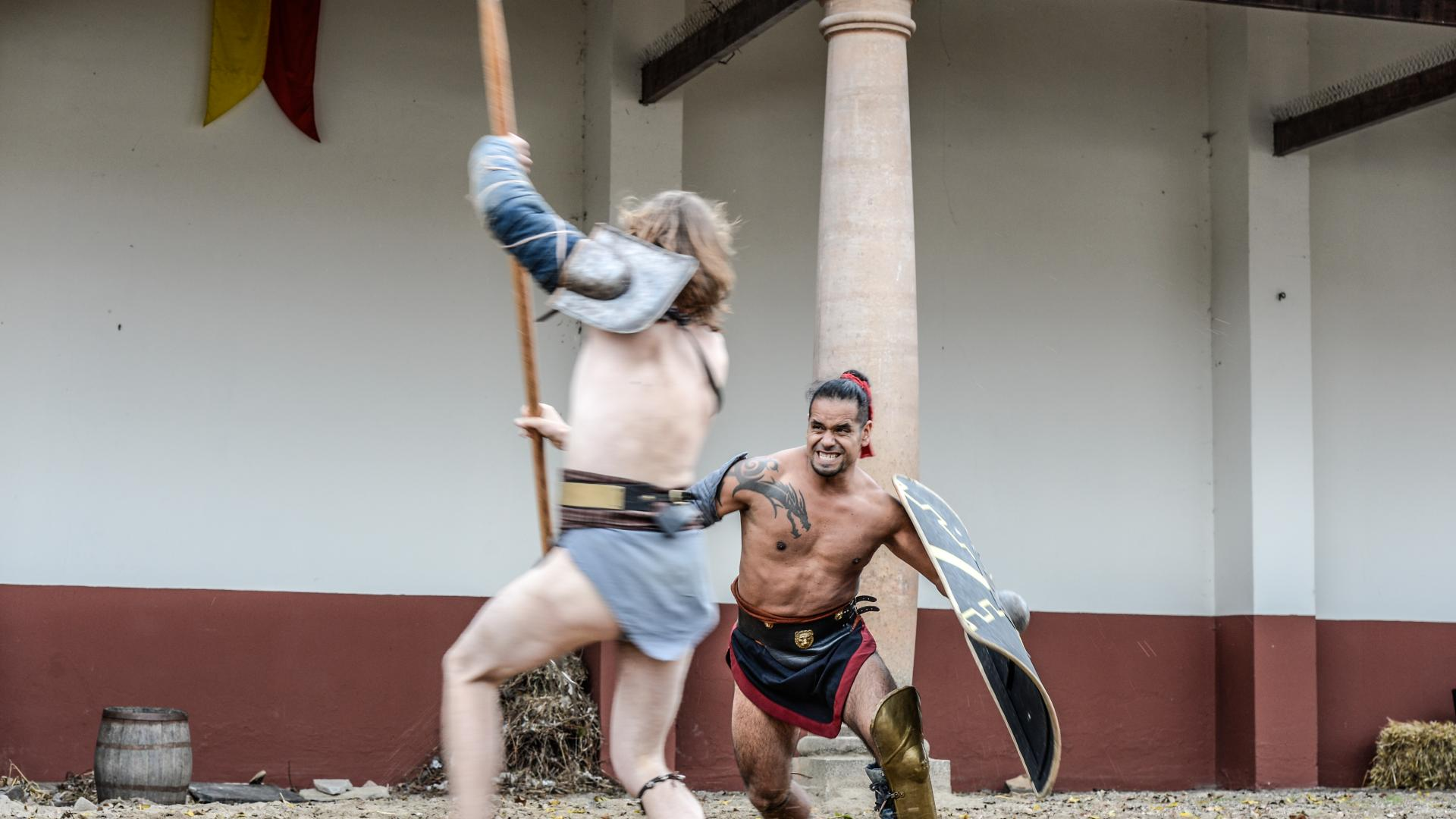 Gladiatorfight