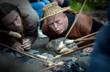 Archeon Culinair met Pierre Wind