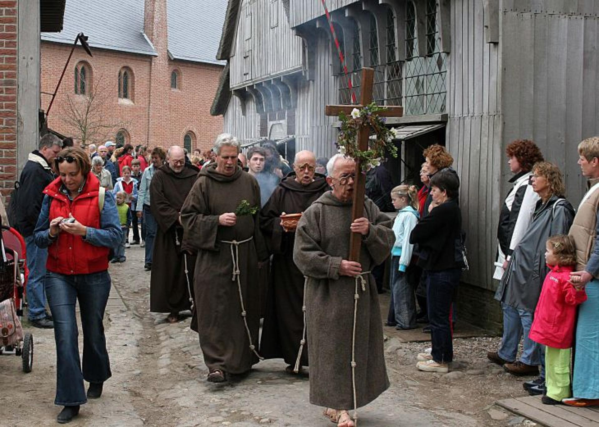 Saint Franciscus procession