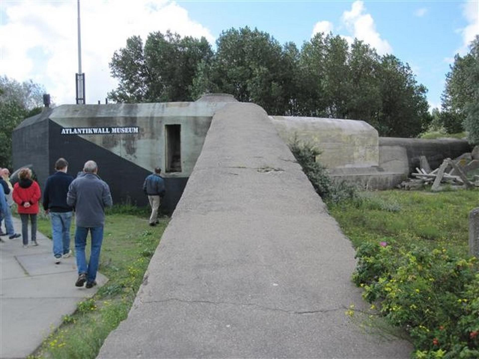 Lezing: De Atlantikwall in Zuid-Holland..