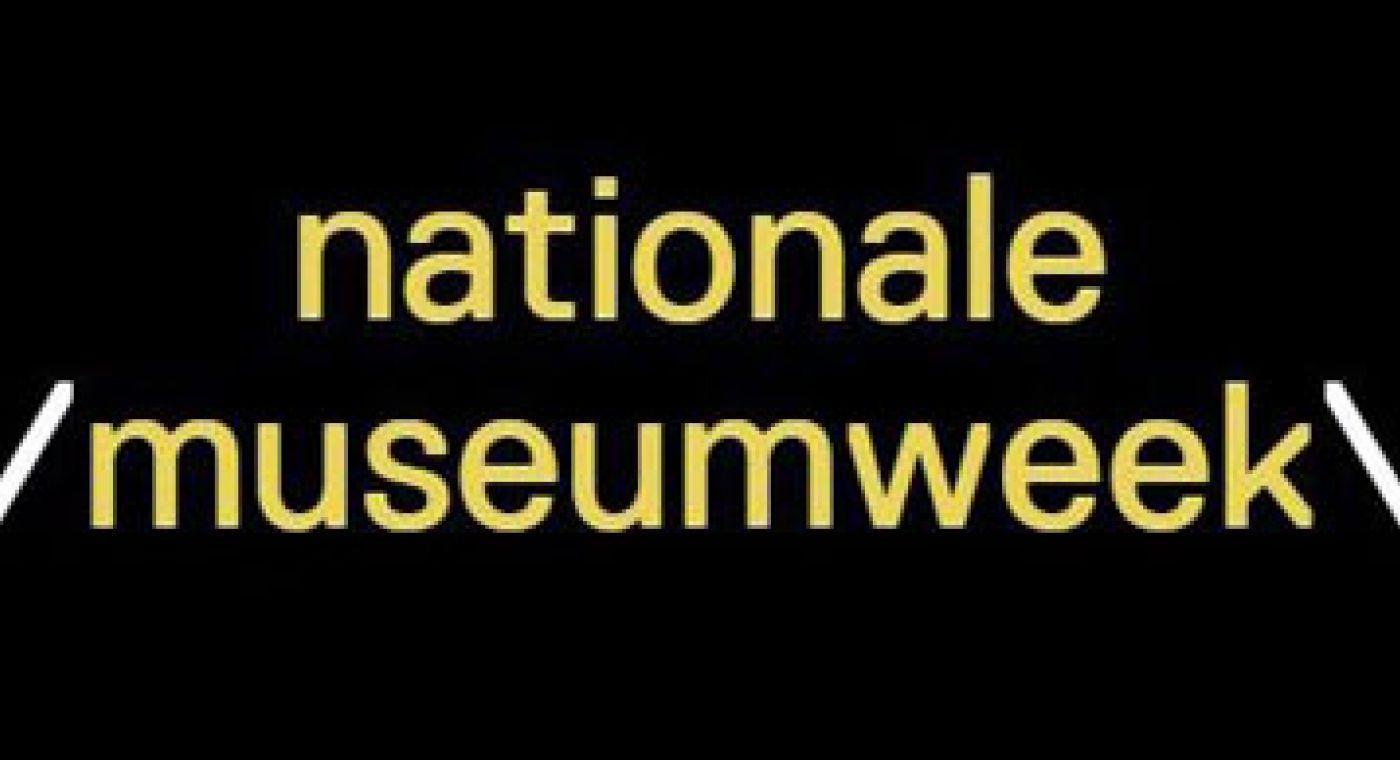 Afbeeldingsresultaat voor nationale museumweek