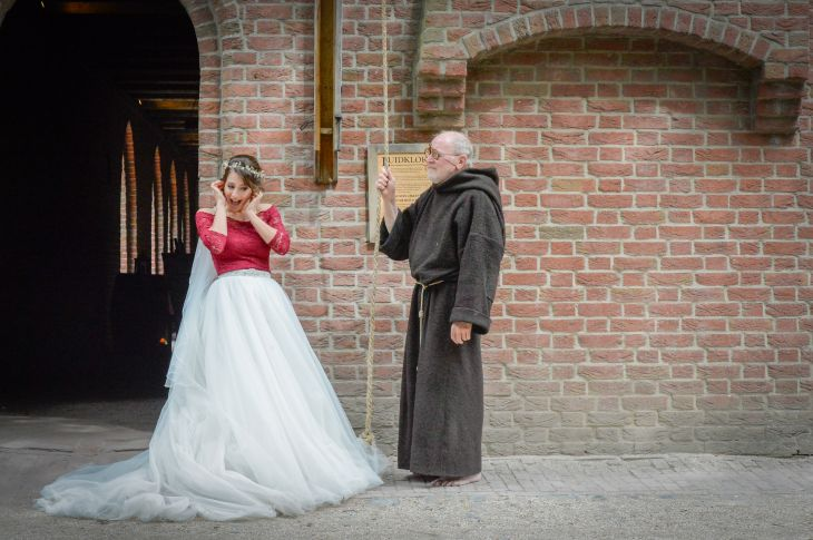 Trouwen in Archeon