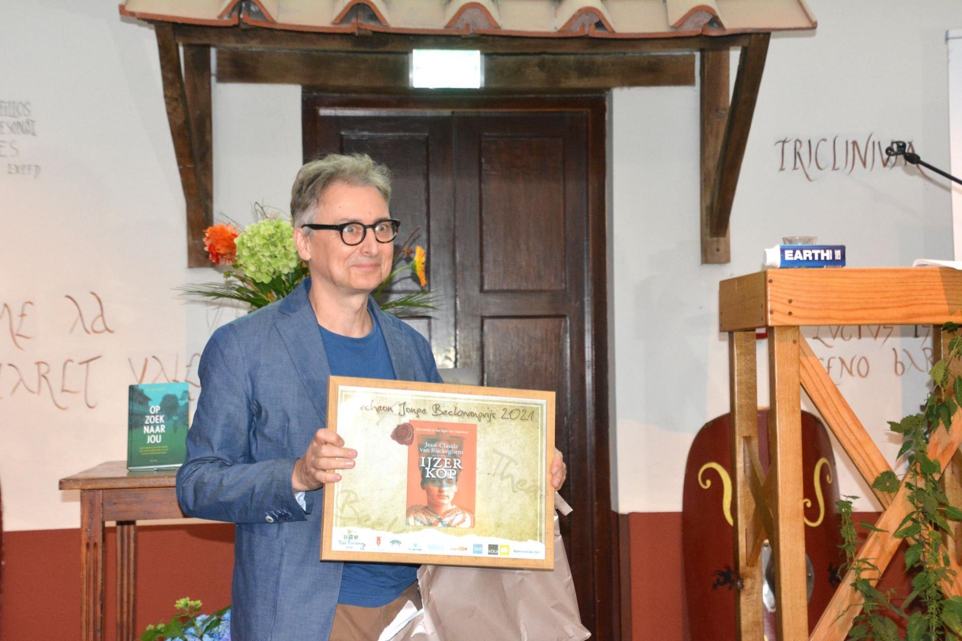 Interview winnaar Archeon Thea Beckmanprijs 2021