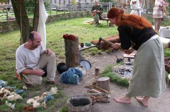 Prehistorisch Weekend Archeon