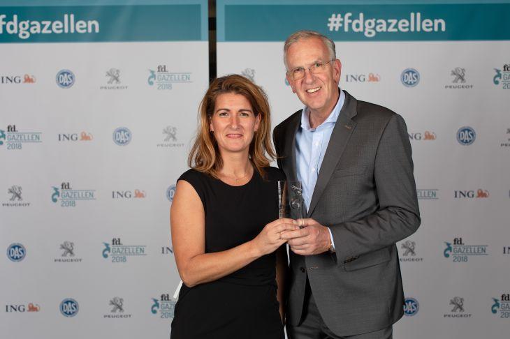 Archeon is FD Gazellen 2018