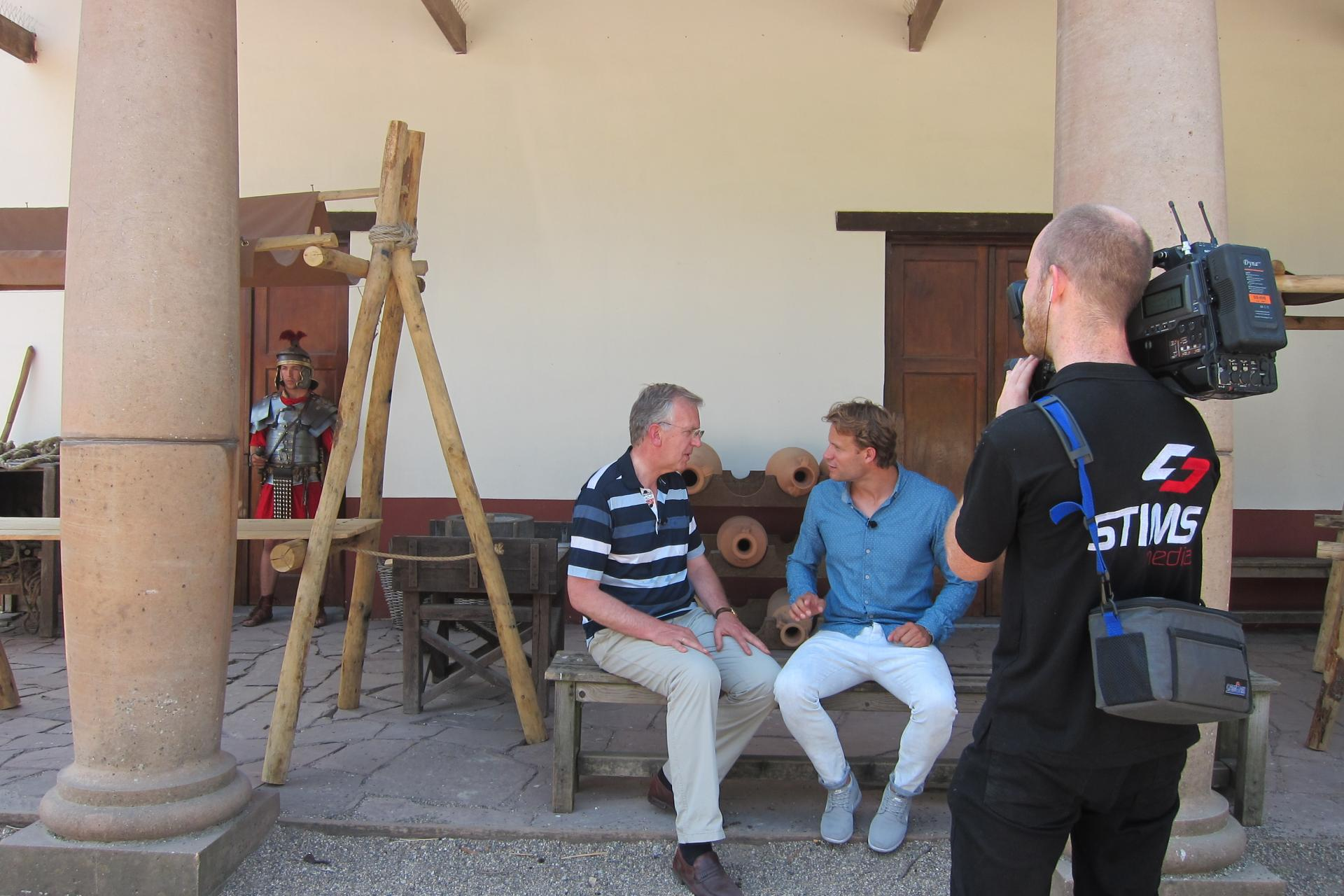 Uitzending Nederland Heeft Het! Archeon
