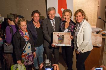 Winnaar Archeon Thea Beckman prijs