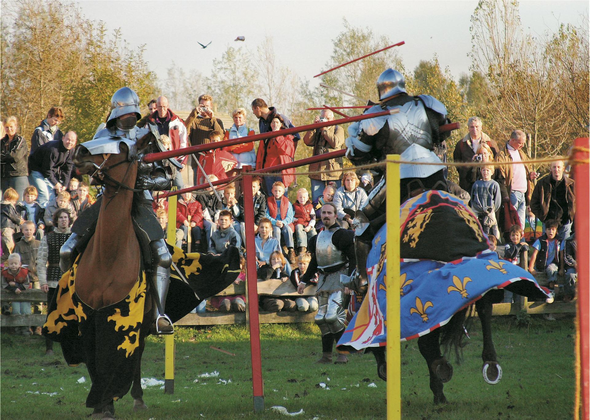 Ben jij de stoerste ridder van Archeon?