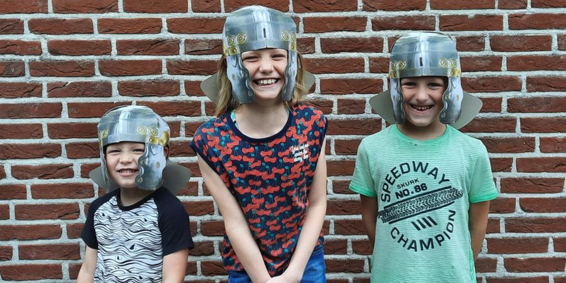 Go-Kids reporter bezoekt Archeon