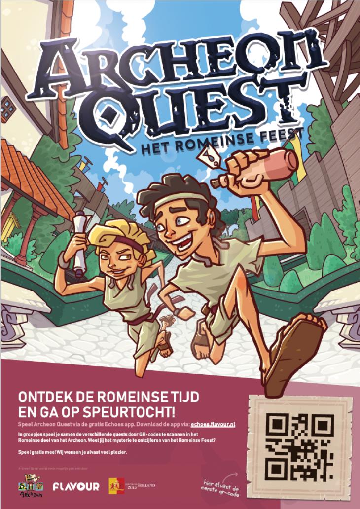 NIEUW: Archeon Quest