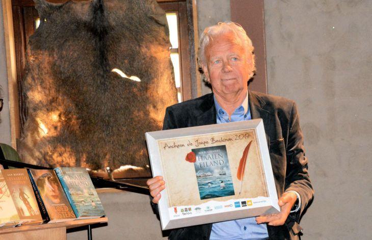 Winnaar Thea Beckmanprijs 2017
