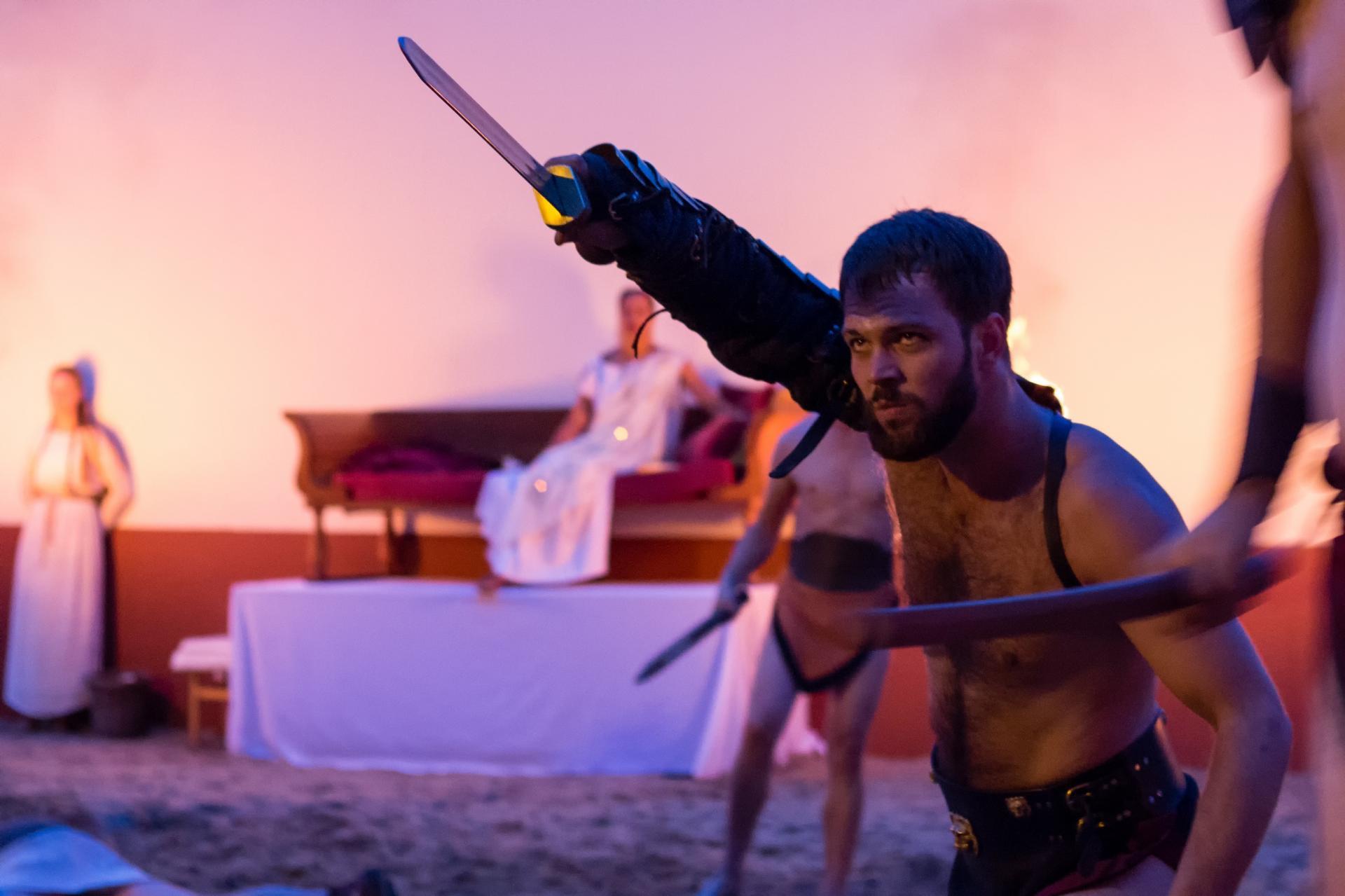 Winter exhibition 'Ubi est .. Spartacus'