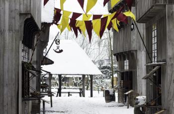 Winter at Archeon
