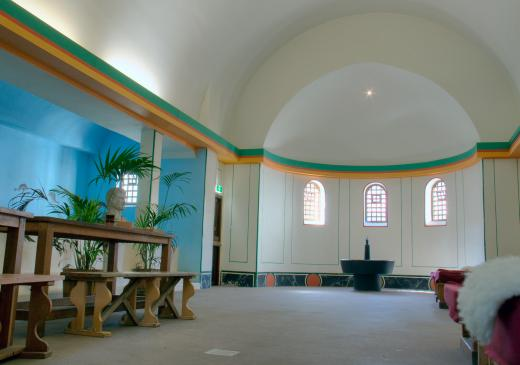 Romeins Badhuis