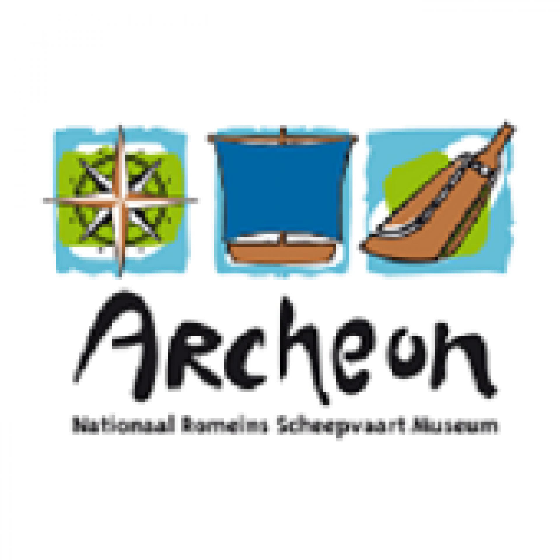 Logo Nationaal Romeins Scheepvaart Museum