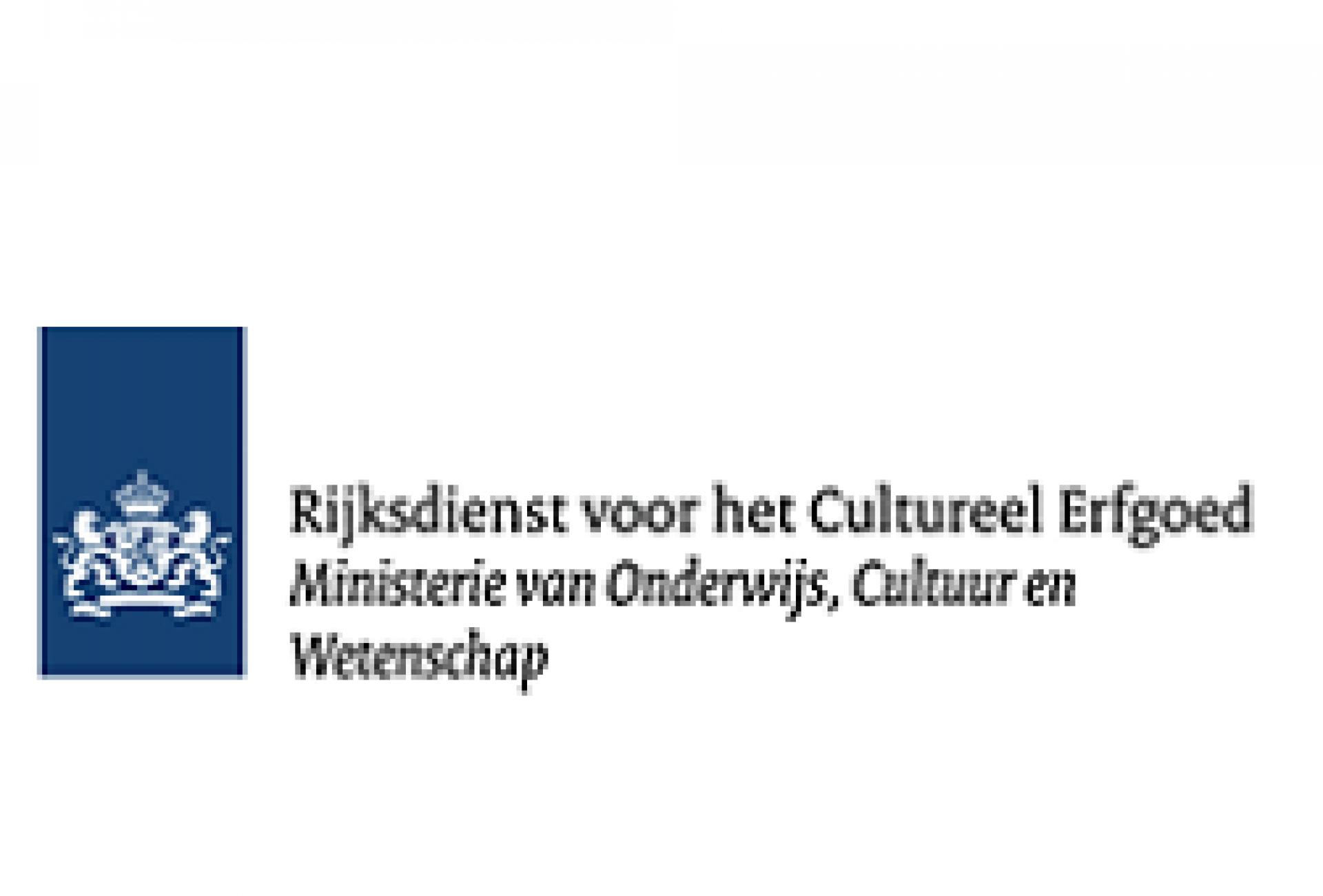 Logo Rijksdienst voor het Cultureel erfgoed