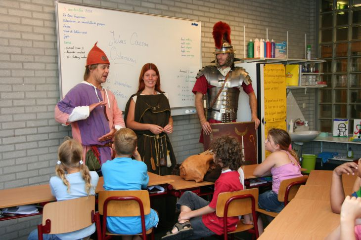 Archeon in de klas