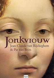 Pat van Beirs en Jans-Claude van Rijckeghem met Jonkvrouw.jpg